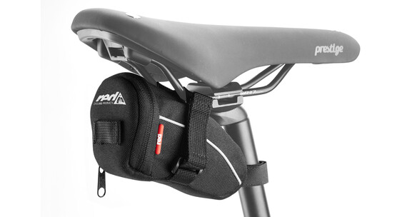 Red Cycling Products Saddle Bag Bike Pannier M black